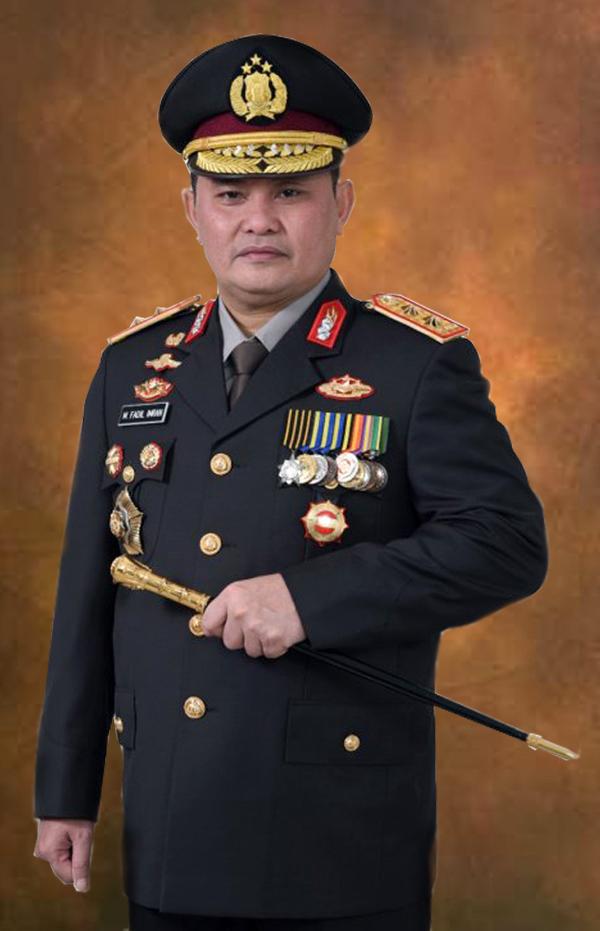 Irjen Pol. Dr. Drs. H.M. Fadil Imran, Msi.